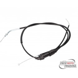 Throttle cable for Derbi Senda DRD X-Treme 11- , DRD Racing 11- , Aprilia RX 50 , SX 50 11- , Gilera RCR , SMT 11-