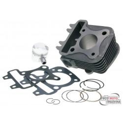 Cylinder kit 50cc 39mm for Piaggio 50cc 4-stroke 2-valve
