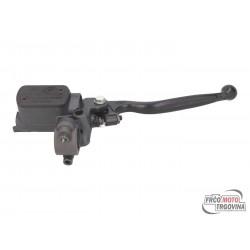 Front brake master cylinder OEM (AJP) w/ brake lever 11mm for Derbi Predator , Senda R , SM , Gilera RCR , SMT