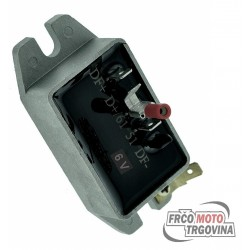 Regulator 6V for MZ , ES , ETS , TS 125 - 150 - 250