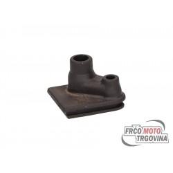 Oil line rubber grommet OEM Dellorto for Minarelli AM6