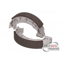Brake shoes 105x25mm Puch VS50 , DS50 , MV50 , Tomos T12