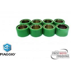 Uteži variomata Piaggio OEM 25x17 - 19.0g