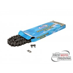 Drive chain AFAM reinforced black H415 x 122