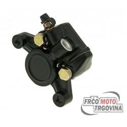 Brake caliper for rear disc brake incl. pads for Peugeot , Derbi , Italjet , Suzuki