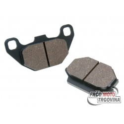 Brake pads Kymco Agility , People S , Super 8 , SYM HD , Joyride , RV