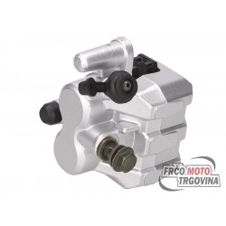Two piston brake caliper front left incl. pads for Kymco 50 , 125cc