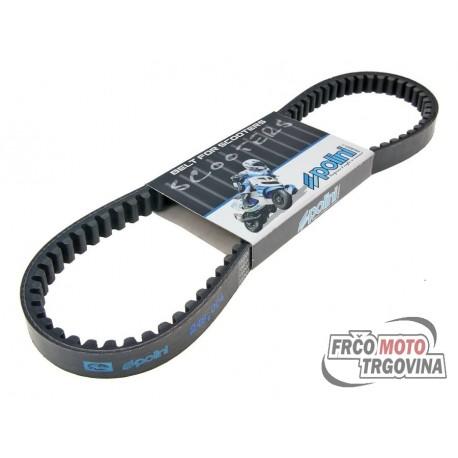Jermen 800x16.6x30 Polini Speed za Minarelli kratek blok