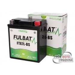 Akumulator Fulbat FTX7L-BS GEL  12V / 6Ah