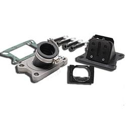 Intake manifold kit Malossi MHR Viton 28mm for Minarelli AM , Derbi EBE , EBS , D50B0 , Generic , CPI