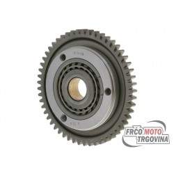 Starter clutch assy with starter gear rim for Kymco 250 , 300ccm