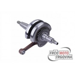 Crank shaft Yamaha YBR 125ccm 05 - 09