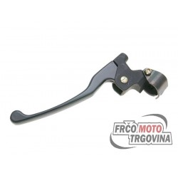 Brake lever fitting left-hand Black for Aprilia Amico , Rally , Mojito , SR 50 -2001