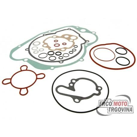 Tesnila agregata set Minarelli AM6 50cc Generic , KSR-Moto , Keeway , Motobi , Ride , CPI , 1E40MA , 1E40MB