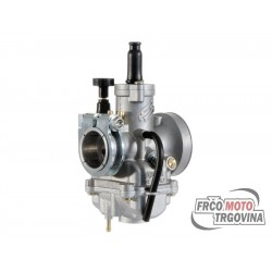 Carburetor Polini CP 15mm w/ clamp fixation 24mm and choke button