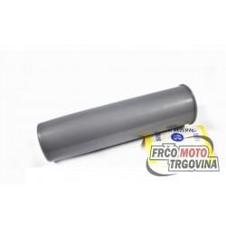 Plastika blažilca ( šalčka) Tomos A3  - siva - ORIGINAL