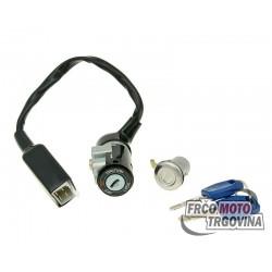 Ključavnica vžiga set Honda Wallaroo 50 PK50