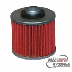 Oil filter for YAMAHA XT , XV , SRX  - HF145