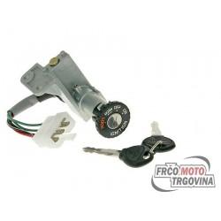 Lock set OEM Kymco Super 9 50 , Vitality 50 , YUP 50