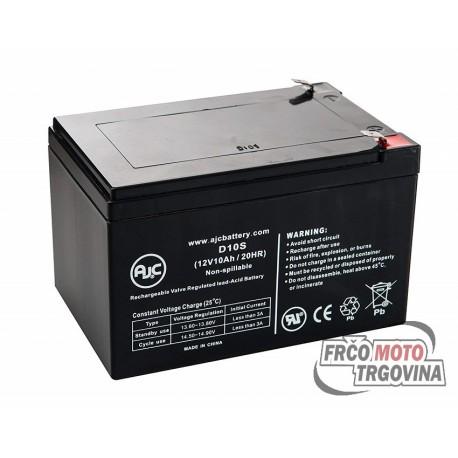 Baterija polnilna za El. Avtomobilčke 12V 10Ah