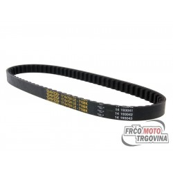 Drive belt Dayco Power Plus 724x17.5mm for Piaggio short version , Honda
