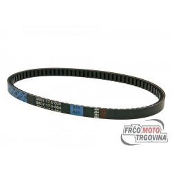 Drive belt Type 804mm for Piaggio long version - Storm 50 , Free 50 , Gilera Stalker 50
