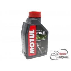 Olje prednjih vilic Motul - 20W Expert TS 1L