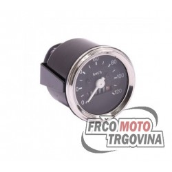Speedometer 60MM/120kmh VDO Connection  Chrome