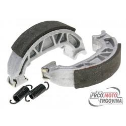 Zavornr čeljusti set Polini 100x20mm boben zavore za Piaggio Free , NRG , TPH/Typhoon 50, Zip Base 25/50