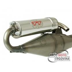 Exhaust system LeoVince TT for Speedfight 2