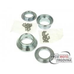 Steering head bearing set for Malaguti F12 , F15 , Crosser