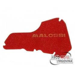 Air filter foam element Malossi Red sponge for Sfera , Vespa ET2 , ET4