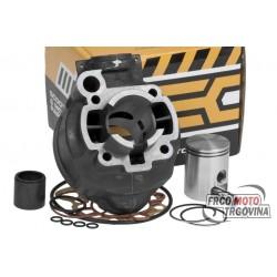 Cylinder  TEC ECO 50cc - AM6 Minarelli