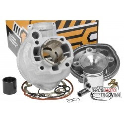 Cylinder kit  50ccm Tec HQ Race - AM6  - Aluminium