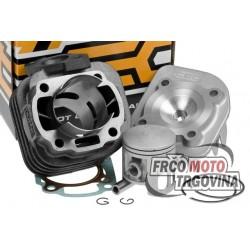 Cilinder kit Tec Sport 70cc, 10mm - Minarelli Horiz - AC