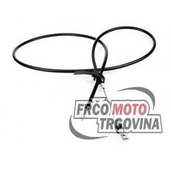 Bovden plina Piaggio ZIP 2T 50ccm /Stalker  ( zgornji bovden)