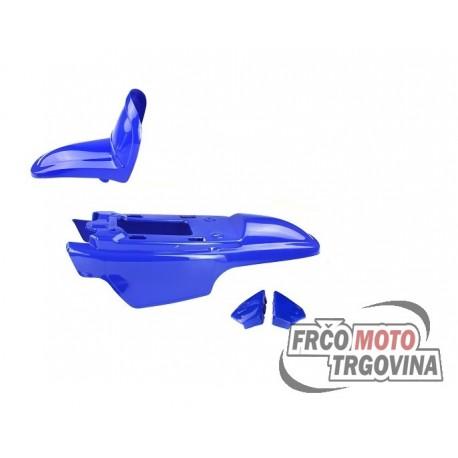 Body kit TNT Blue Yamaha PW50 AIR 2T (4 kosi)