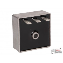 Regler / regulator napona 3-pin za Aprilia Amico 90-91, MX, RS, RX, Tuono RX 50 -2005, Rieju