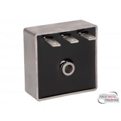 regulator / rectifier 3-pin for Aprilia Amico 90-91, MX, RS, RX, Tuono RX 50 -2005, Rieju