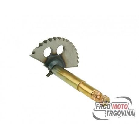 kick starter shaft / spindle for GY6 125, 150cc