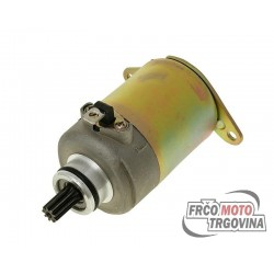 Starter motor for Kymco , Beta , Malaguti , TGB 125 - 150cc