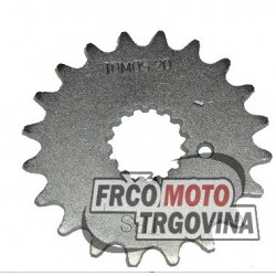 Front sprocket 20 th. for Tomos A3 , A35