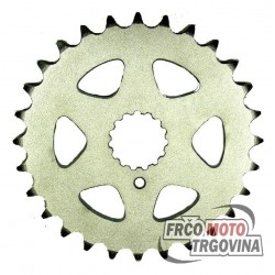 Front sprocket 28 th. for Tomos Automatic A3 , A35