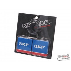 Crankshaft bearing set Naraku for Minarelli 100cc 2-stroke