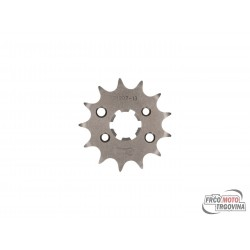 front sprocket AFAM 13 teeth 428 for Beta RR 125, MH, Rieju, Yamaha TT-R, XT, YBR