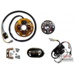 Sportska struja HPI Mini Black 12V 40W -2 Curve Race Puch -Tomos 12V 40W