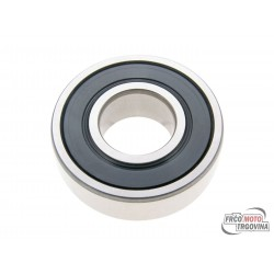 Ball bearing radial sealed 30x55x13mm - 6006.2RS