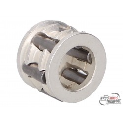 small end bearing R&D silver plated cage - from 12mm to 10mm - 10x17x13mm