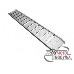 Nakladalna rampa TEC ( zložljiva) - Aluminium
