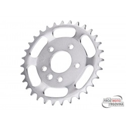 Rear sprocket 31 teeth for Puch Oldtimer